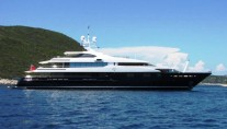 Luxury motor yacht ICE ANGEL (Ex C9, Cloud 9)